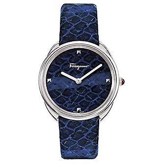 Salvatore Ferragamo Wristwatch Kvinders Quartz Cuir SFAY00119
