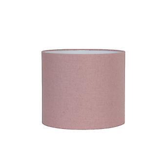 Svetlo & obývacia valec odtieň 40x40x30cm Livigno ružová
