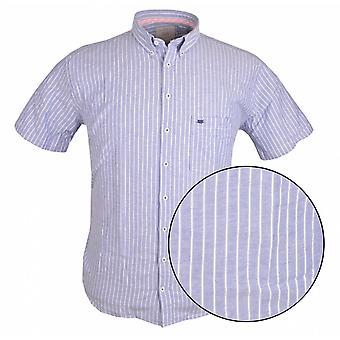BAR HARBOUR Bar Harbour Stripe Short Sleeve Shirt