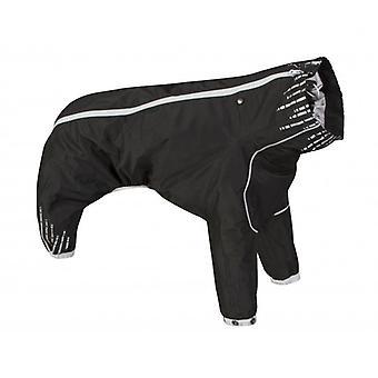 Hurtta impermeabile para Perros acquazzone Suit, Raven (cani, vestiti per cani, impermeabili)