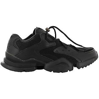 ريبوك كلاسيك تشغيل R 96 - أحذية الرجال الأسود CN4605 أحذية رياضية أحذية رياضية