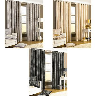 Riva Home Belmont Ringtop Curtains