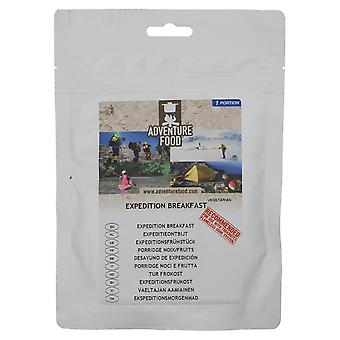 New Adventure Food Expedition Breakfast Camping Hiking Food Grey