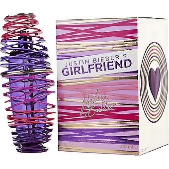 Justin Bieber copine Eau de Parfum Spray 100ml