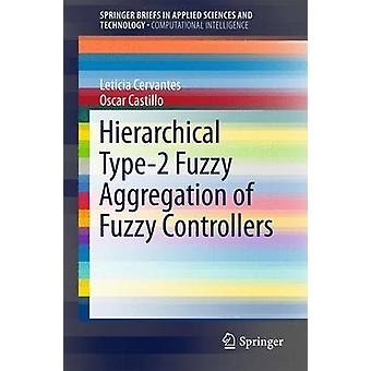 Hierarchical Type2 Fuzzy Aggregation of Fuzzy Controllers by Cervantes & Leticia