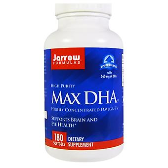 Max DHA (180 Softgels) - Jarrow Formeln