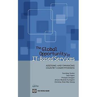 Den globale mulighed for Itbaserede tjenester, som vurderer og styrker Sudans konkurrenceevne & Randeep