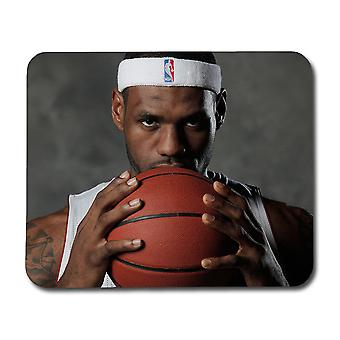 LeBron James Mousemat