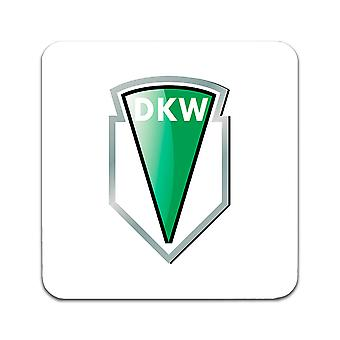 2 ST DKW Coasters