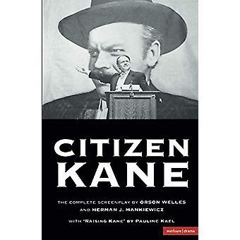 """""""Citizen Kane"""" Book by Orson Welles - 9780413771872 Book"""