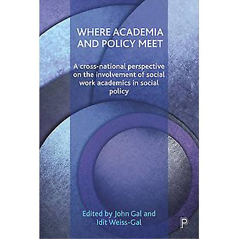 Where Academia and Policy Meet - A Cross-National Perspective on the I