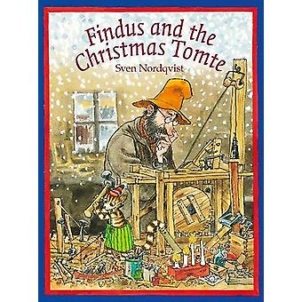 Findus and the Christmas Tomte by Sven Nordqvist - 9781907359934 Book