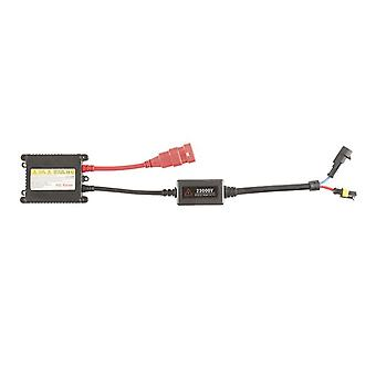 TechBrands H4 Slim Ballast HID High and Low Auto Lights Kit (12V 6000K)