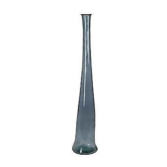 Ljus och levande flaska 18x120cm Vonigo Glas Ljusblå