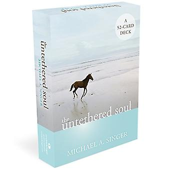 The Untethered Soul - A 52-Card Deck - 9781684034314 Book