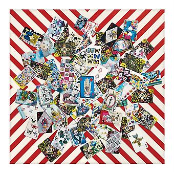 Christian Lacroix Maison De Jeu 250 Piece 2 Sided Puzzle by Christian Lacroix