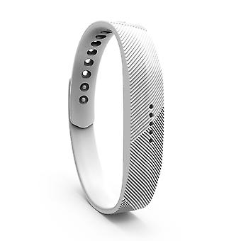 Replacement Wristband Bracelet Band Strap for Fitbit Flex 2[Large,White] BUY 2 GET 1 FREE