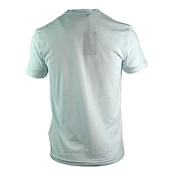 Roberto Cavalli Card Logo White T-Shirt