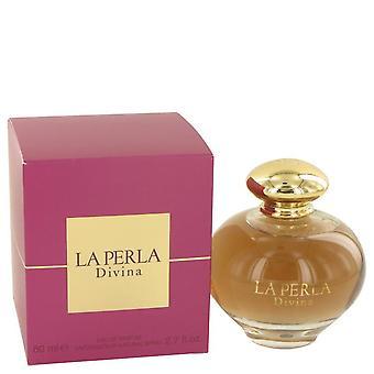 La Perla Divina Eau De Parfum Spray By La Perla 2.7 oz Eau De Parfum Spray