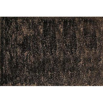 Design mat of the highest quality Dark Brown 200x300