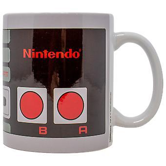 Nintendo Controller Wrap 11 oz. Keramische Mok