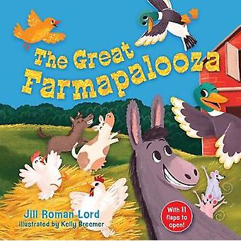 Farmapalooza by Kelly Breemer - 9781087706160 Book