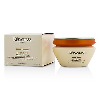 Nutritive masque magistral fundamental nutrition masque (severely dried out hair) 208138 200ml/6.8oz