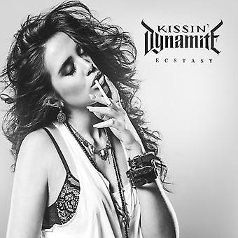 Kissin' Dynamite - Ecstasy [CD] USA import