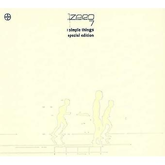 Zero 7 - Simple Things [CD] USA import
