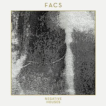 Facs - Negative Houses [CD] USA import