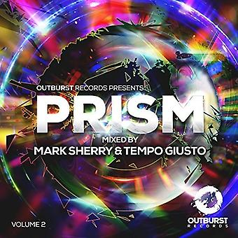Mark Sherry & Tempo Giusto - Prism 2 [CD] USA import