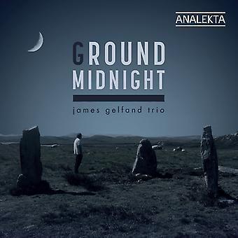 James Gelfand - Ground Midnight [CD] USA import