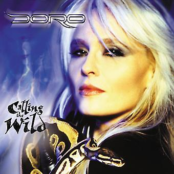 Calling The Wild [CD] USA import