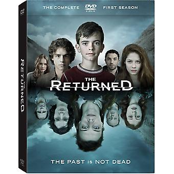 Returned: Complete First Season [DVD] USA import