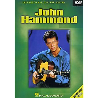 Hammond John [DVD] USA import