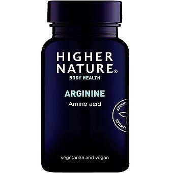 Higher Nature Arginine Capsules 120 (ARG120)