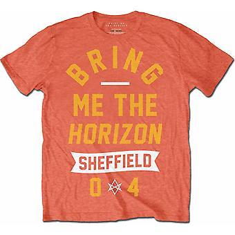 Bring Me The Horizon Big Text Official Tee T-Shirt Mens Unisex