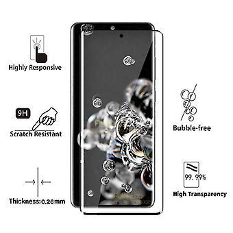 iCoverCase | Samsung Galaxy S20 | Protecteur d'écran complet