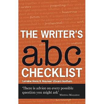 The Writers ABC Checklist by Mace & Lorraine
