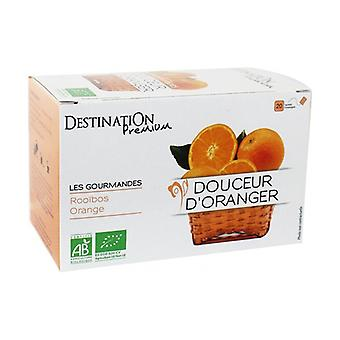 Orange Sweetness Gourmet Infusion 20 units of 1.5g