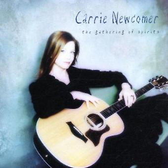 Carrie Newcomer - Gathering of Spirits [CD] USA import