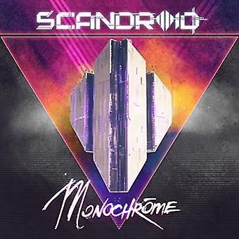 Scandroid - Monochrome [CD] USA import