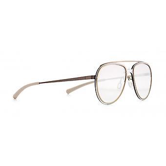 Sunglasses Unisex Evens Cat.2 matt gold (003)