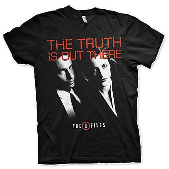 X-files - the truth is out there - t-shirt