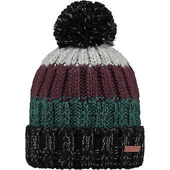 Barts Wilhelm Bobble Hat in Black