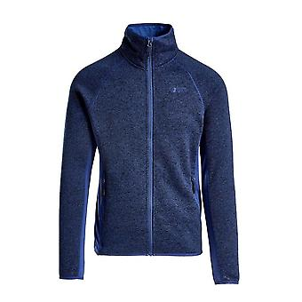 North Ridge Men's Apex Fleece Jacke Blau
