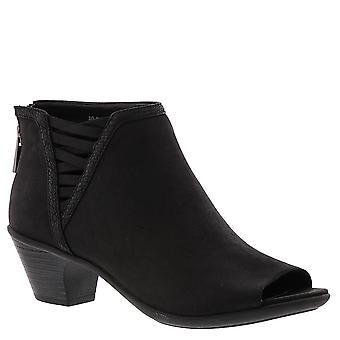 Easy Street Damen Paris Ankle Boot, schwarz/Schlange, 6 M US