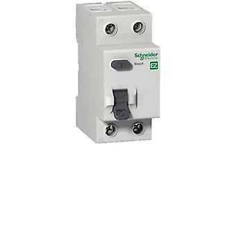 Schneider Electric EZ9R33280 2 Pole Type AC RCCB 80A