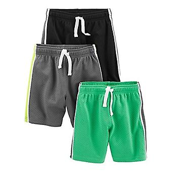 Simple Joys de Carterăs Toddler Boysă 3-Pack Mesh Shorts