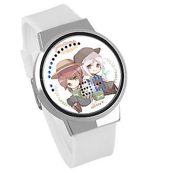 Nepremokavé svetelné LED hodinky Digital Touch Children - Identity V #40